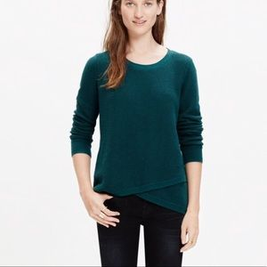 Madewell Women's Feature Pullover Sweater Medium